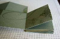 Meander Mini Book