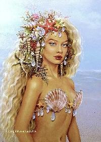 VC: Mermaid Flip Book