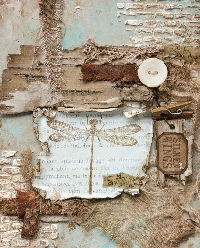 Mixed Media leftovers ART-Project / International
