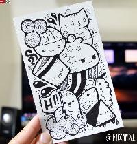 MA: Doodle It