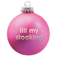 Fill My Stocking - May