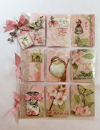 Flowers,Butterflies and Birds PL