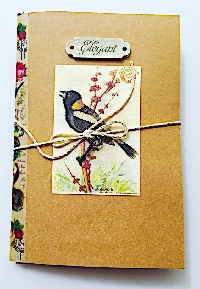 MFF: Mini Flipbook: Birds