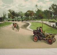 I ❤️ Authentic Vintage Postcards - July