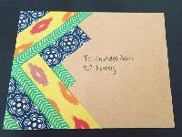 MAE:  Washi Wonderful Envelopes