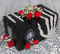 All Hallows Eve, #4 Altered Box