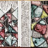 Mini Handmade Art Journal R30