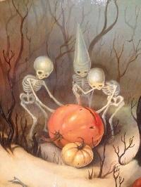 WIYM:  Halloween Mini Flip-Book