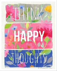 100 Happy Thoughts #2 (E-mail Version)