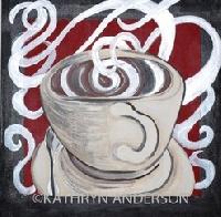 CUPPA JOE: Coffee themed