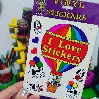 5 Sticker Sheet Swap USA