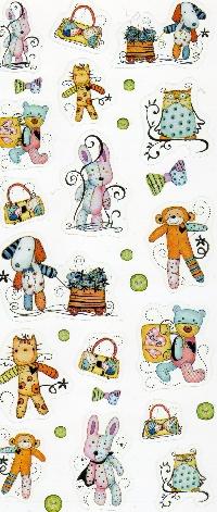 CC & CS 5 Sticker Sheet Swap