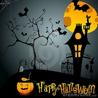 Halloween Theme Flipbook