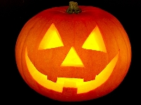 Easy Halloween Postcard #2 US