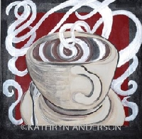 Cuppa Joe #2: Coffee Themed Swap