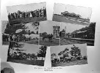 Black/White Postcard Swap