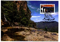 Maxicard Postcard Swap International No.10