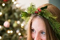 Winter Queen Wreath (crown)