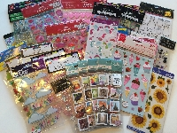 4 Sticker Sheets