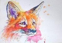 WIYM:  ANIMAL ART POSTCARDS