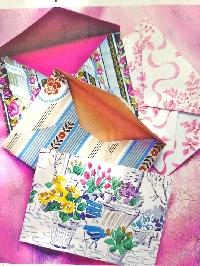 MAE - Happy Mail Envelopes