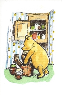 BLC: Children's Book Illustration Postcards #27