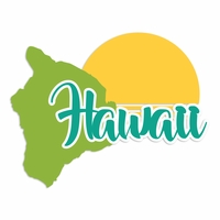 Pinterest 50 states swap #4 Hawaii