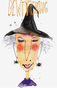 WIYM: Halloween Countdown Swap # 28