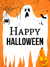 Halloween Greeting Cards - #2 USA only