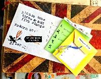 Stamp Lover's Bag