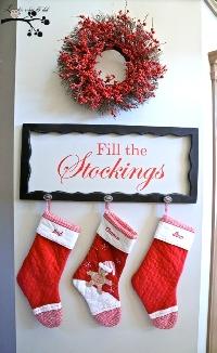 Kid's Fill My Stocking Swap - November