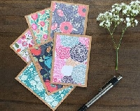 Handmade Note Card - Newbie Friendly