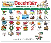 December Holidays ATC