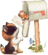 WIYM:  Send 10 Happy Mail