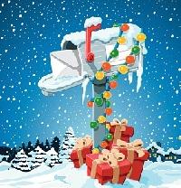 Stuff the Mailbox #4 - Christmas!