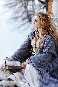 February Goddess - SAGA (flat mail)