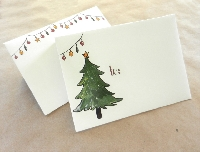 Holiday Mail Art - Christmas Card Swap USA Only