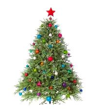 Christmas Tree ATC