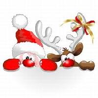 USA Christmas Flip Book