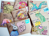 Envelope Decor #1