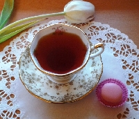 Happy Christmas Tea Time