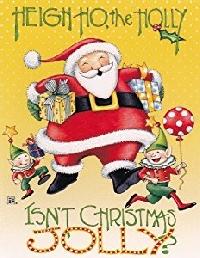 Easy Peasy Christmas Card Swap #2 - 2017 - USA