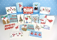 10 Day - 10 Partner Christmas Card Swap USA Only