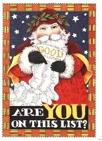 Easy Peasy Christmas Card Swap #3 - 2017 - USA