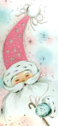 FS:  Christmas Card, International