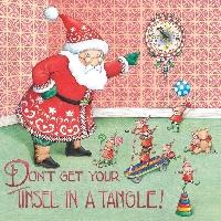 Easy Peasy Christmas Card Swap #4 - 2017 - USA
