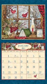 2018 Wall Calendar Swap