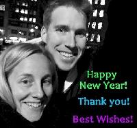 New Year Rachel & Travis +1 Partner Card Swap USA