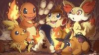 Fire Type Pokemon ATC