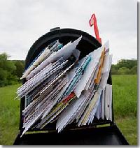 Stuff the Mailbox #5